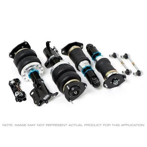 AccuAir TWR FRONT & REAR AIR SUSPENSION KIT 10~13 5-Series (F10 & F18) - Redline Motorworks