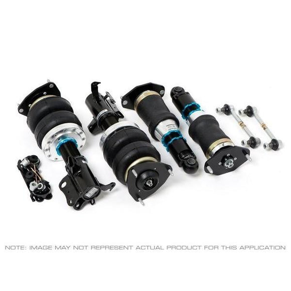 AccuAir TWR FRONT & REAR AIR SUSPENSION KIT 01~04 A4 B6 - Redline Motorworks