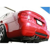 aFe MACHForce XP Stainless Steel Cat-Back Exhaust System BMW M3 (E92/93) 08-13 - Redline Motorworks