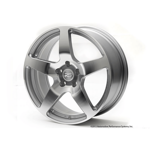 Neuspeed 18x8 ET45 5x112 RSe52 Light Weight Wheel Machined Silver - Redline Motorworks