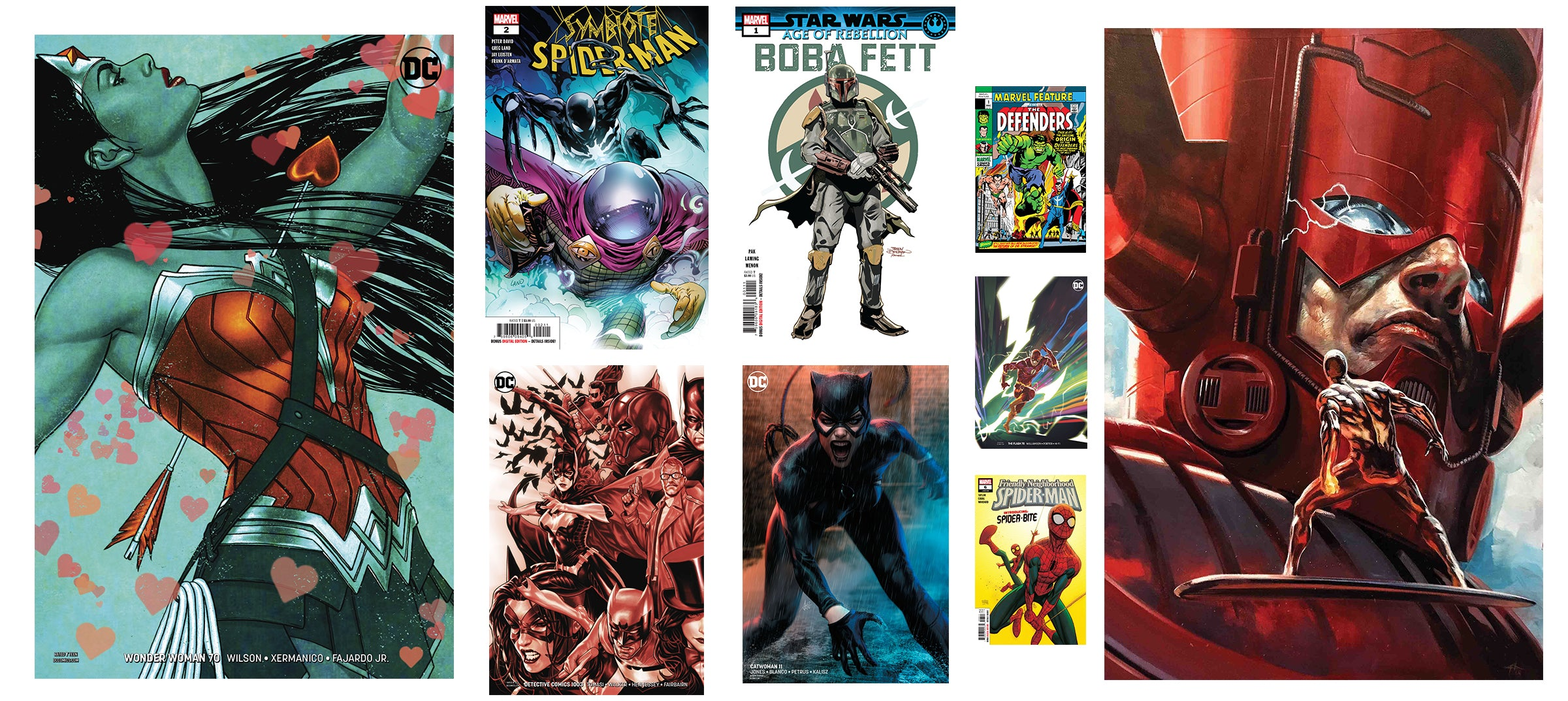 NEW COMIC BOOK DAY MAY 8th 2019