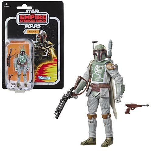 Star Wars: The Vintage Collection Boba Fett (The Empire Strikes Back)