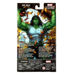 "Avengers Marvel Legends Series 6"" She-Hulk Action Figure"