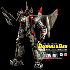 Bumblebee Blitzwing Premium Scale Collectible Figure