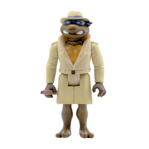 TMNT ReAction Undercover Donatello Figure