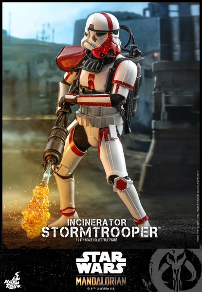 The Mandalorian TMS012 Incinerator Stormtrooper 1/6 Scale Collectible Figure
