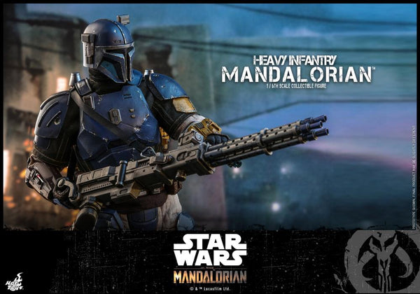 The Mandalorian TMS010 Heavy Infantry Mandalorian 1/6 Scale Collectible Figure