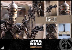 The Mandalorian TMS008 IG-11 1/6 Scale Collectible Figure