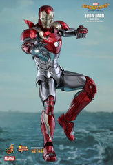 Spider-Man: Homecoming MMS427D19 Iron Man (Mark XLVII) 1/6th Scale Collectible Figure