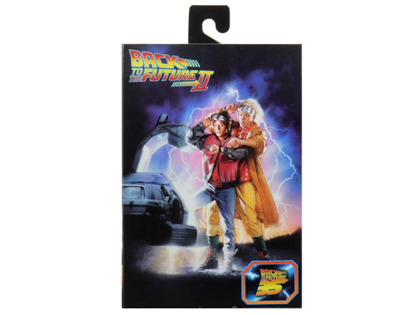 Back to the Future Part 2 Ultimate Marty Figure
