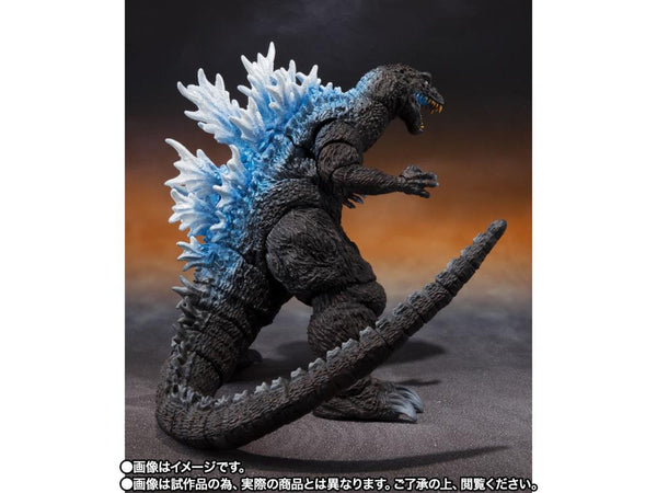 Giant Monsters All-Out Attack S.H.MonsterArts Godzilla (Heat Ray Ver.)