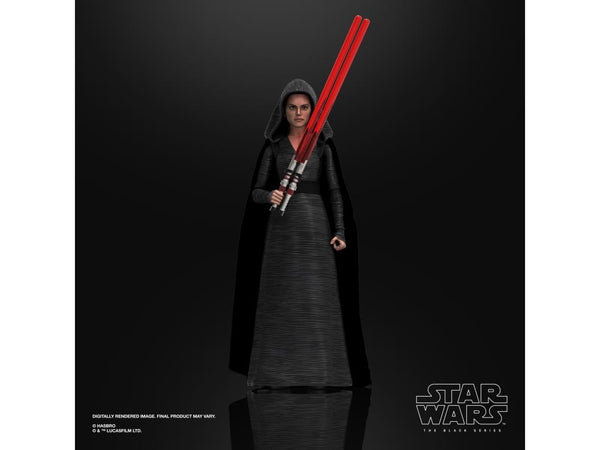 "Star Wars: The Black Series 6"" Dark Rey (The Rise of Skywalker)"