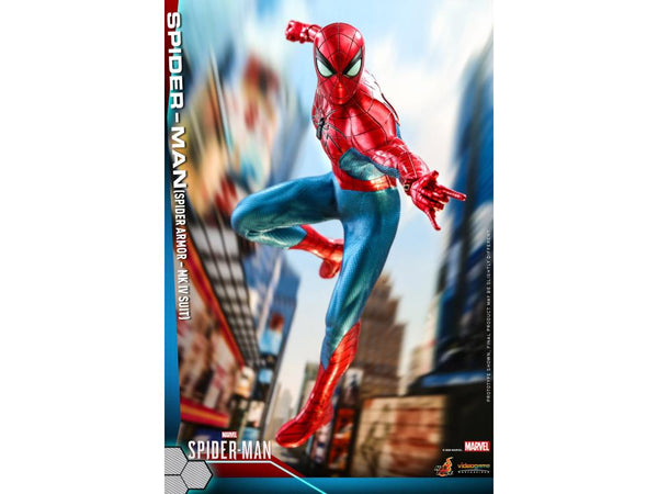 Marvel's Spider-Man VGM43 Spider-Man (Spider Armor MK IV) 1/6 Scale Collectible Figure