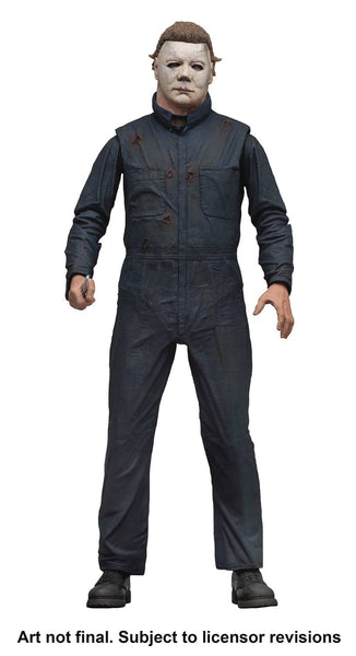 HALLOWEEN 2 MICHAEL MYERS ULTIMATE 7IN ACTION FIGURE BY NECA PRE-ORDER
