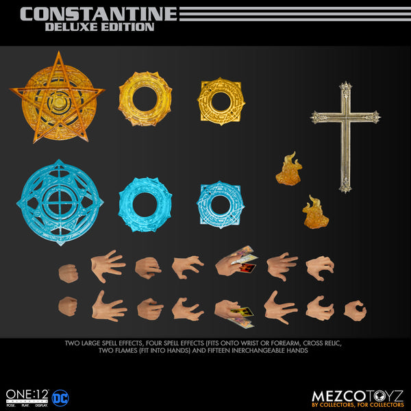 ONE-12 COLLECTIVE DC JOHN CONSTANTINE DLX AF