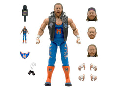 Major Wrestling Figure Podcast Ultimates Brian Myers
