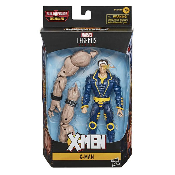 X-Men Marvel Legends X-Man (Sugar Man BAF)