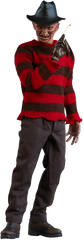 Freddy Krueger Sixth Scale Figure by Sideshow Collectibles