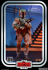 Boba Fett Sixth Scale Figure by Hot Toys