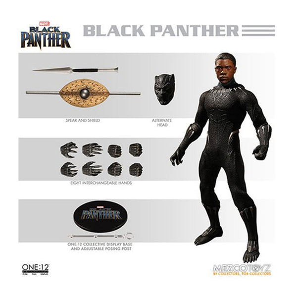 Black Panther One:12 Collective Action Figure (Pre-Order)
