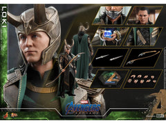 Avengers: Endgame MMS579 Loki 1/6th Scale Collectible Figure