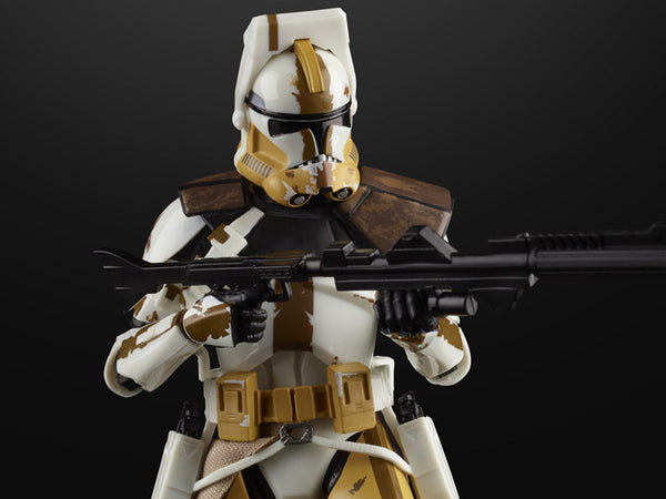 "Star Wars: The Black Series 6"" Commander Bly (Clone Wars)"