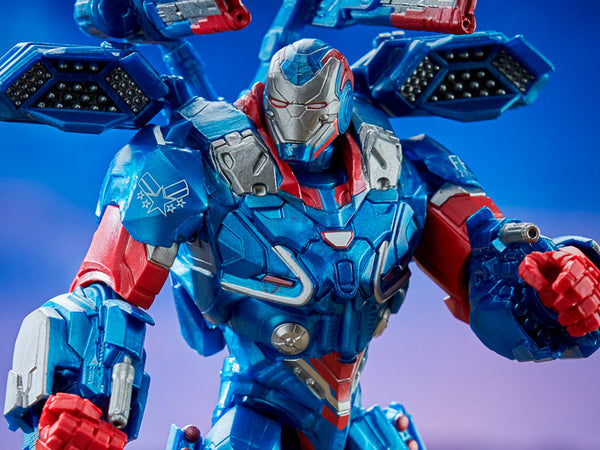 Avengers: Endgame Marvel Legends Iron Patriot (Thor BAF)