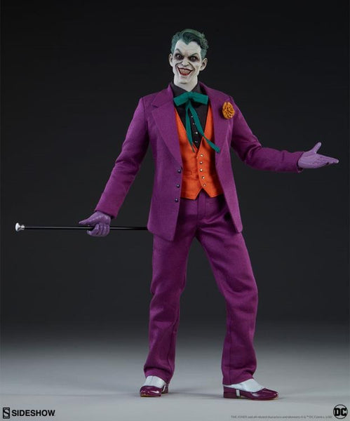 DC Comics The Joker 1/6 Scale Figure
