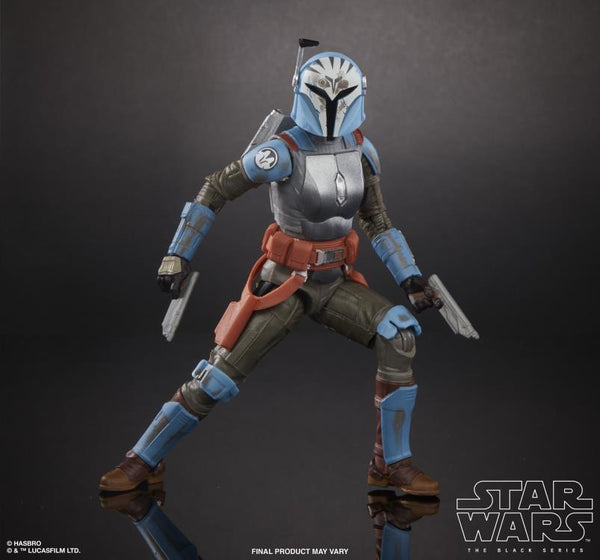 "Star Wars The Black Series 6"" Bo-Katan Kryze (The Mandalorian)"