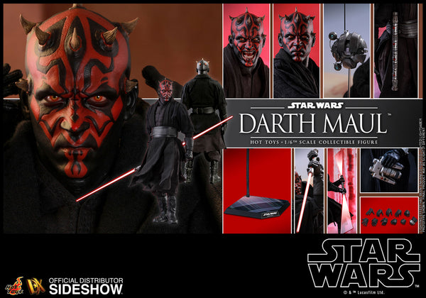 Darth Maul Episode I: The Phantom Menace - DX Series - Sixth Scale Figure