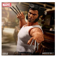 Wolverine Logan One:12 Collective Figure