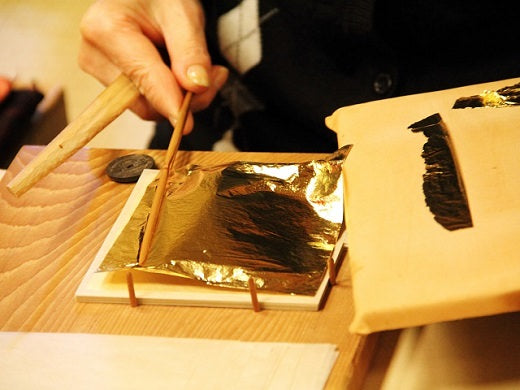 24k Genuine Gold Leaf (140 grams)