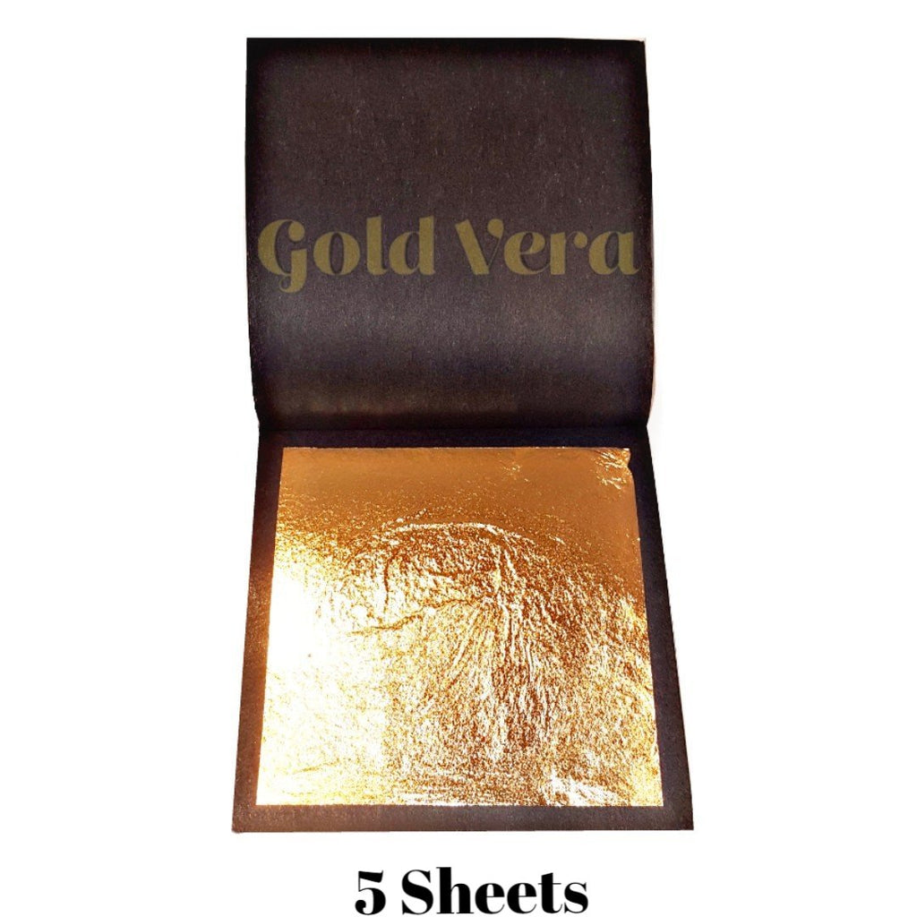 23.75k Genuine Gold Leaf (140 grams)