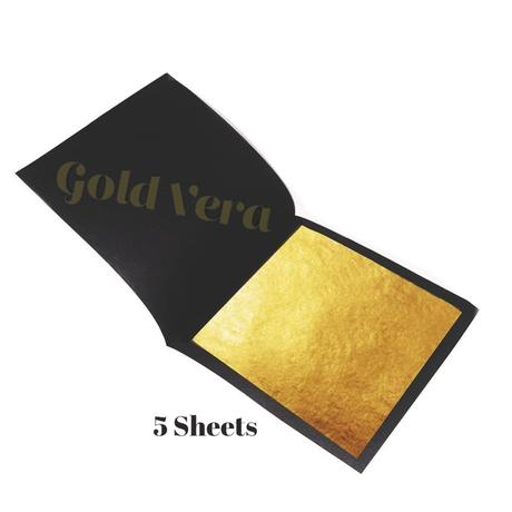 24k Genuine Gold Leaf (130 grams)