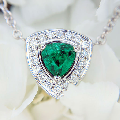 American Emerald Necklace