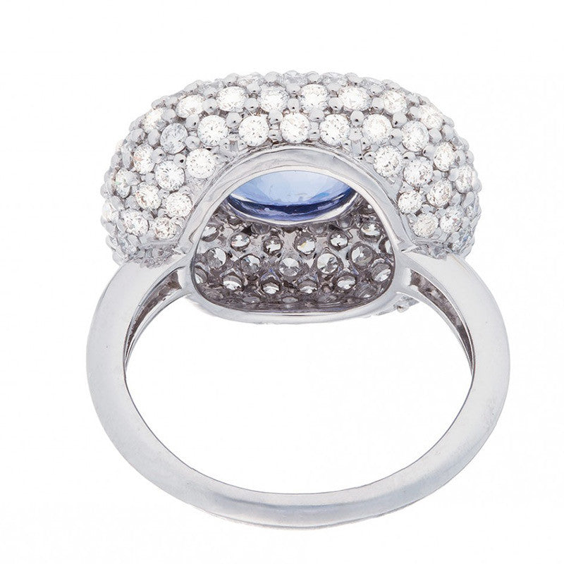 Boom Sapphire Ring