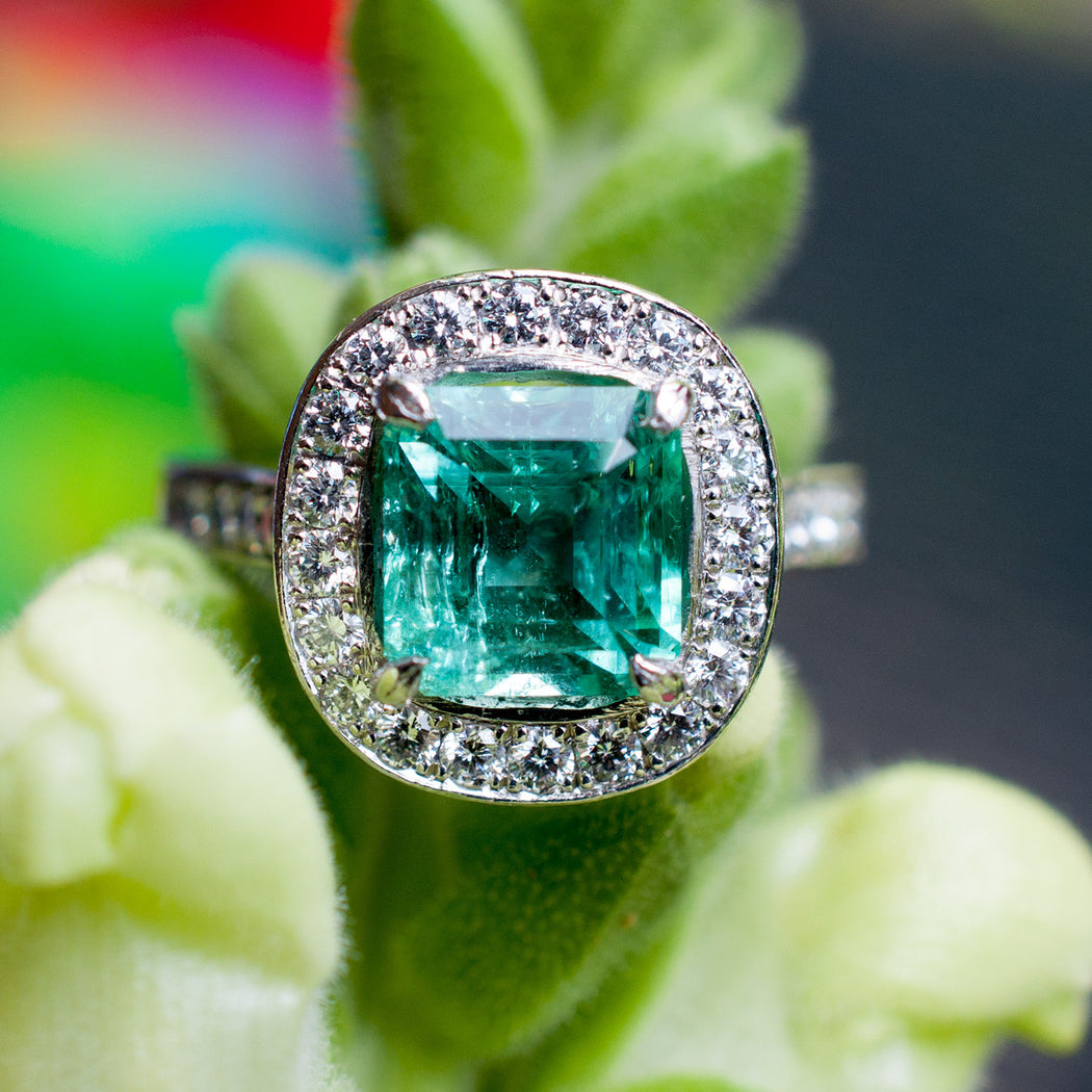 Virgin Emerald