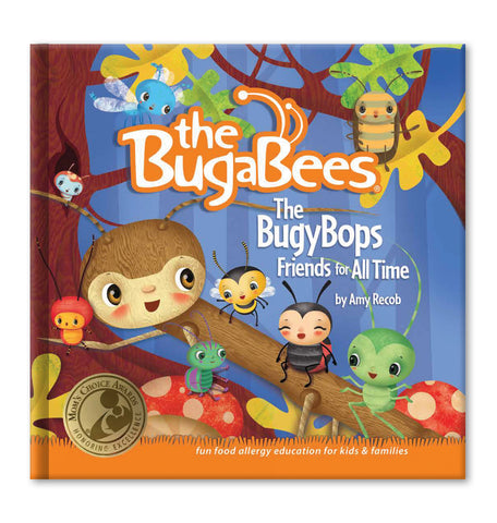 The BugyBops: Friends for All Time | Hardcover Book