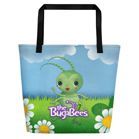 Cricket Beach Bag