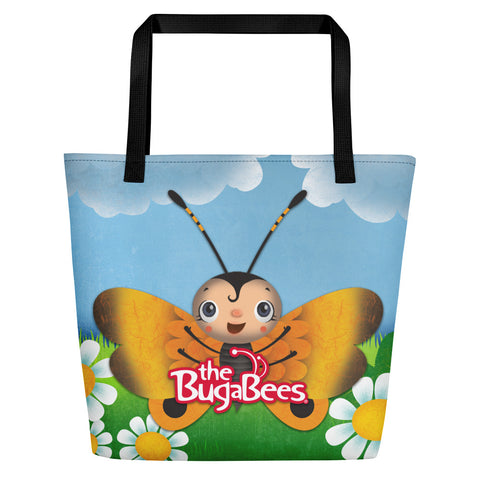 Butterfly Beach Bag