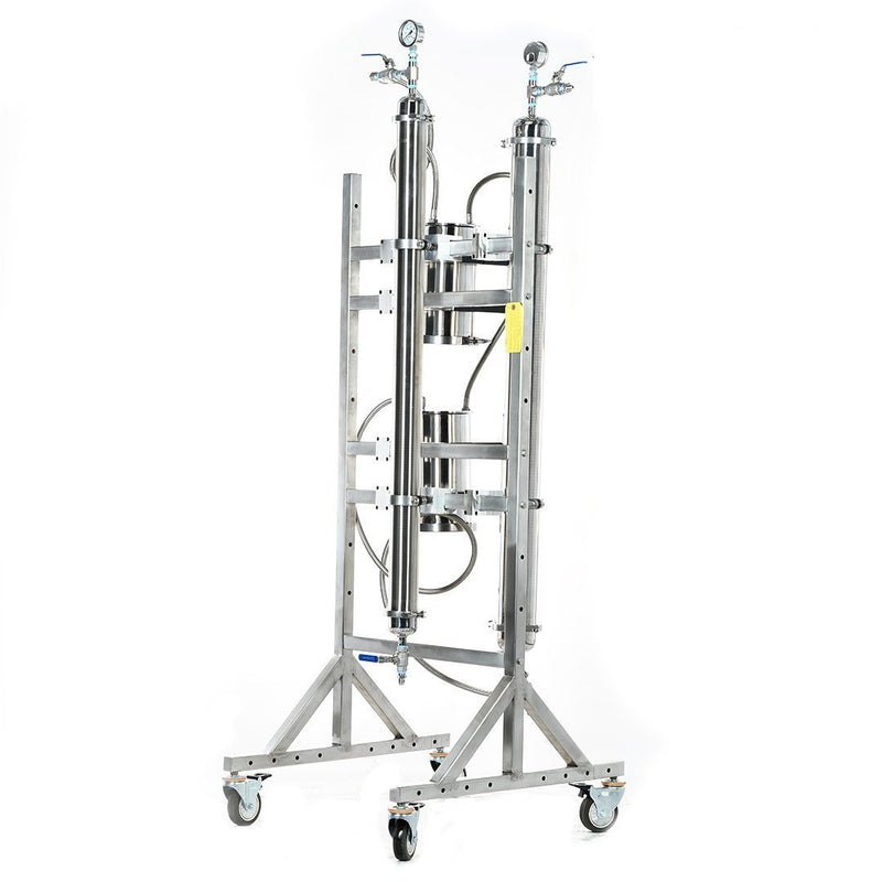 3lb Ethanol Extraction System - Xtractor Depot