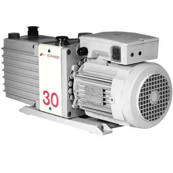 Edwards E2M28/30 21 CFM Dual Stage High Capacity Vacuum Pump- Refurbished - Xtractor Depot