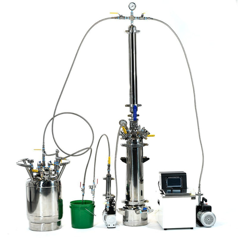 Pathfinder Series - 5 lb Hydrocarbon Extraction Closed-Loop System - CLP-5 - Xtractor Depot