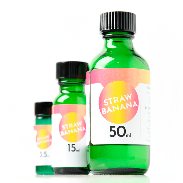 Straw Banana - Natural Terpene - Xtractor Depot