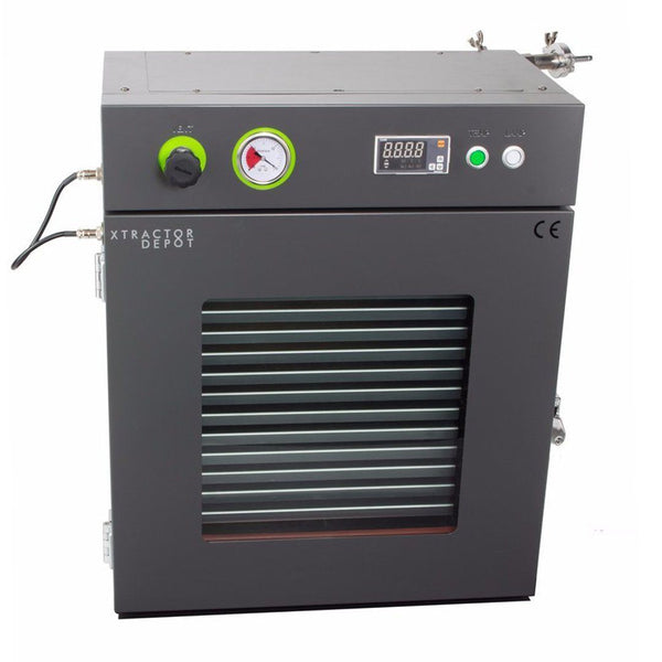 2.05 Cu Ft XD Vacuum Oven with Shelves - Xtractor Depot