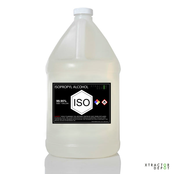 Isopropyl Alcohol 99.95% - Xtractor Depot