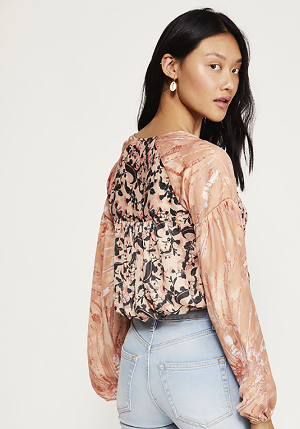 Cruisin Together Blouse