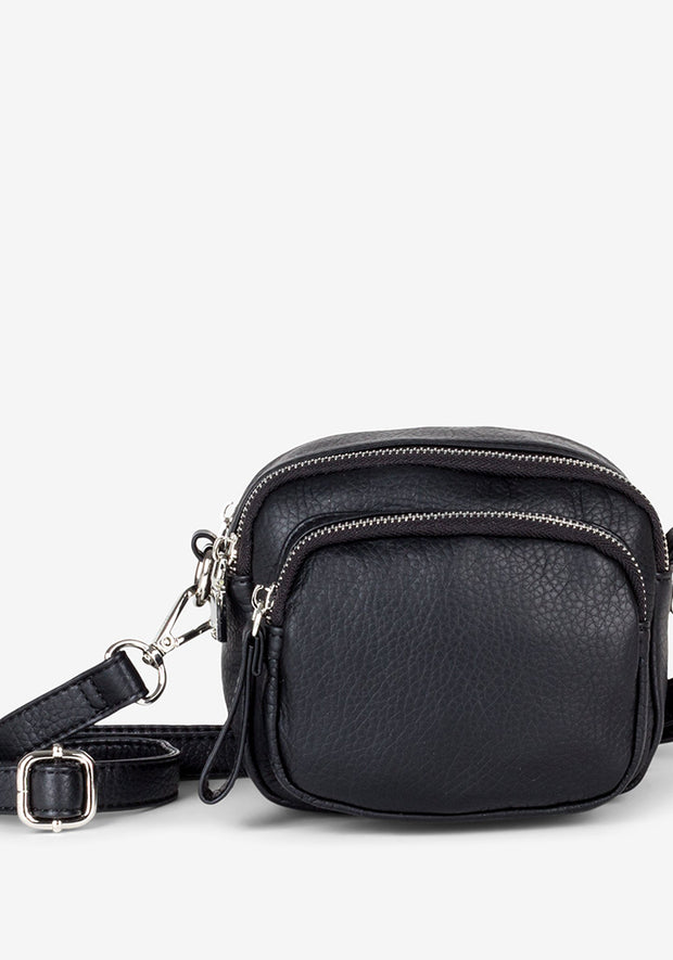Loft Triple Zip Crossbody