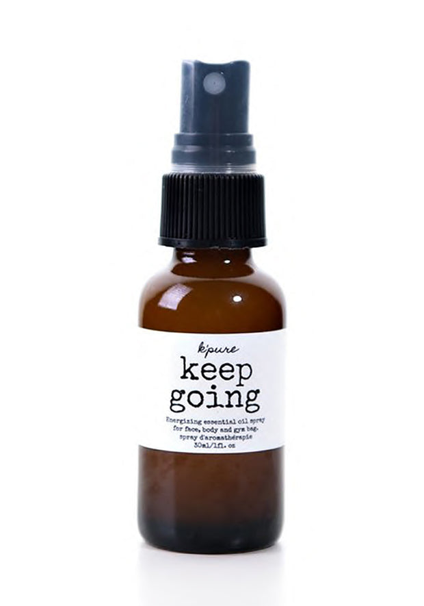 Keep Going EnergizingEssential Oil Spray
