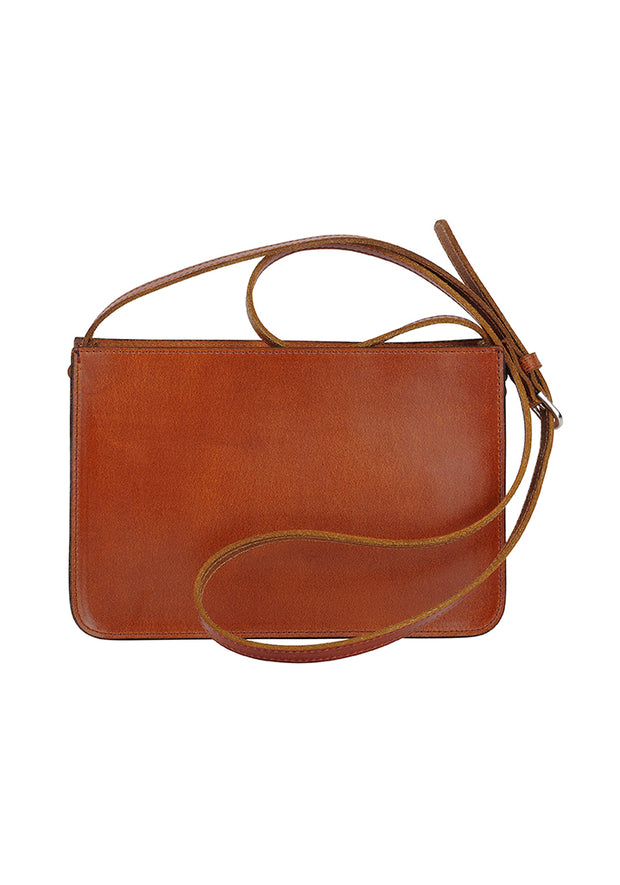 Everyday Crossbody, Tan